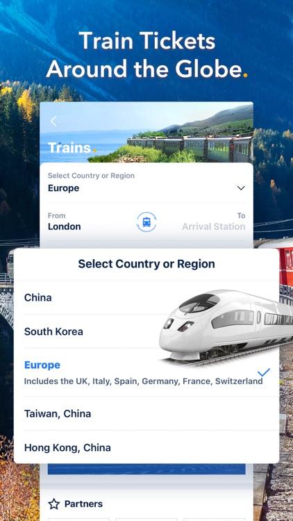 Trip.com:Hotels,Flights,Trains