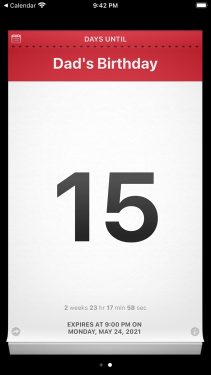 Countdown Me screenshot-7