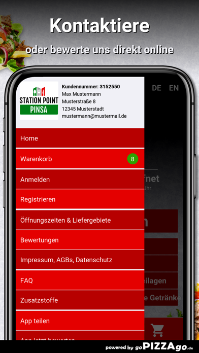 Station Point Langen (Hessen) screenshot 3