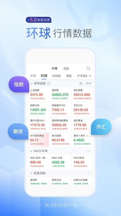 新浪财经-新闻与资讯热点平台 screenshot-3