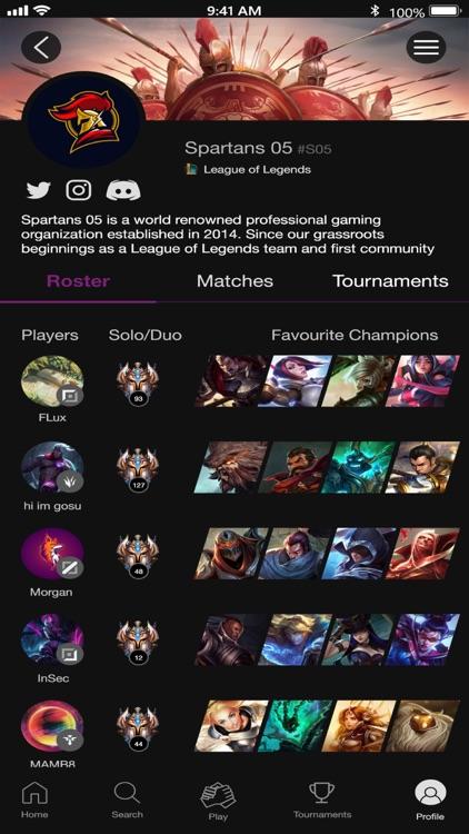 Hunt - Team-Up, Battle, Share