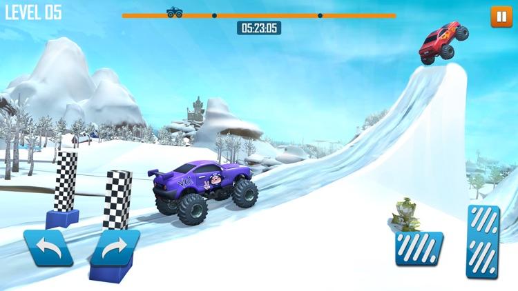 Monster Truck Race Simulator screenshot-4