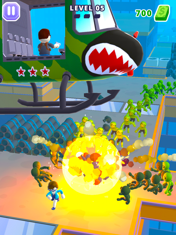 Helicopter Escape 3D screenshot 8