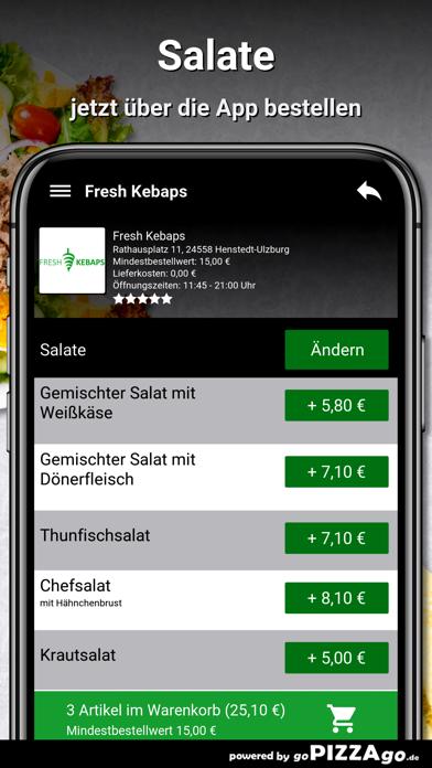 Fresh Kebaps Henstedt-Ulzburg screenshot 5