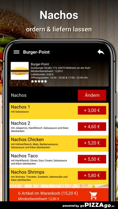 Burger-Point Mülheim screenshot 6