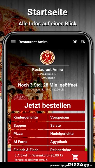 Restaurant Amira Berlin screenshot 2