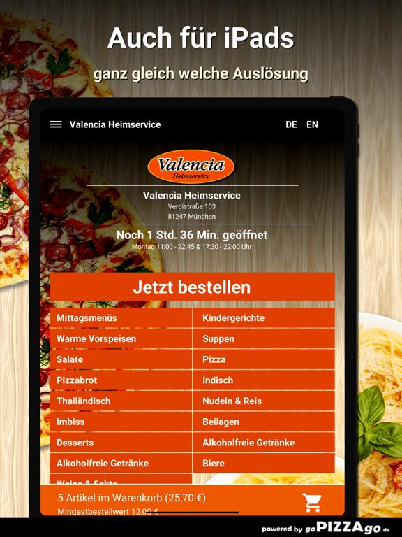 Valencia Heimservice München screenshot 7