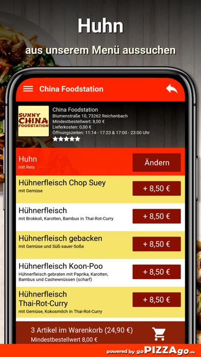 China Foodstation Reichenbach screenshot 5