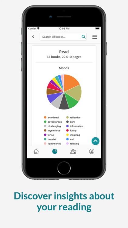 StoryGraph: Reading Tracker