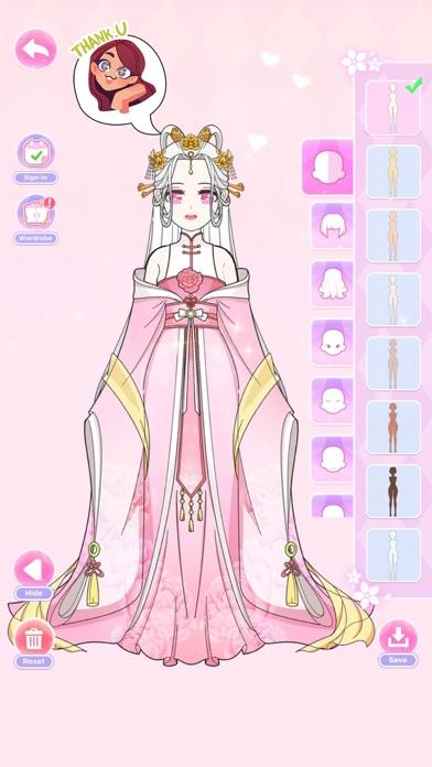 Princess Doll - Dress Up Game screenshot 2