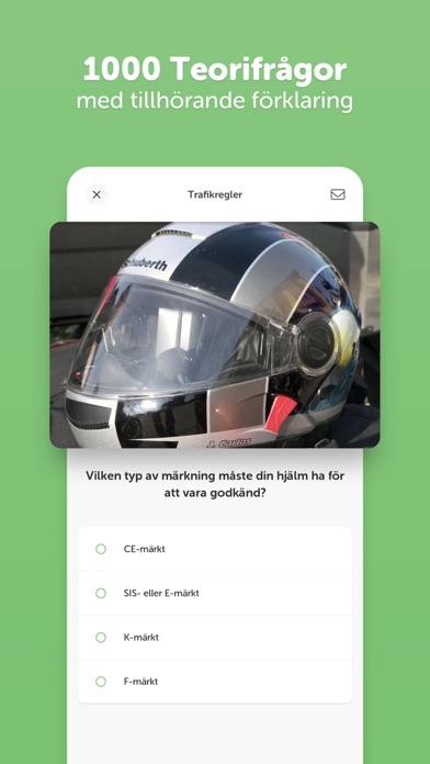 Ta AM-Körkort Screenshots