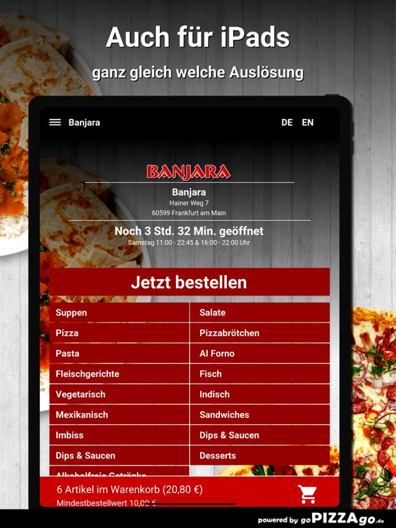 Banjara Frankfurt am Main screenshot 7