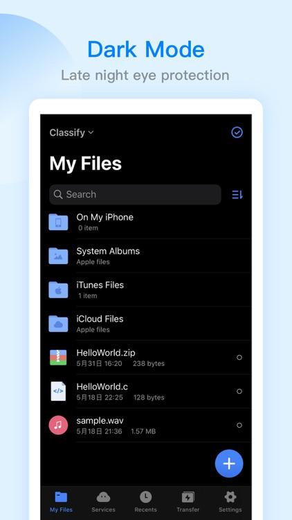 ES File Explorer-Zip Unzip screenshot-4