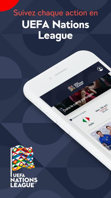 UEFA Nations League - Officiel