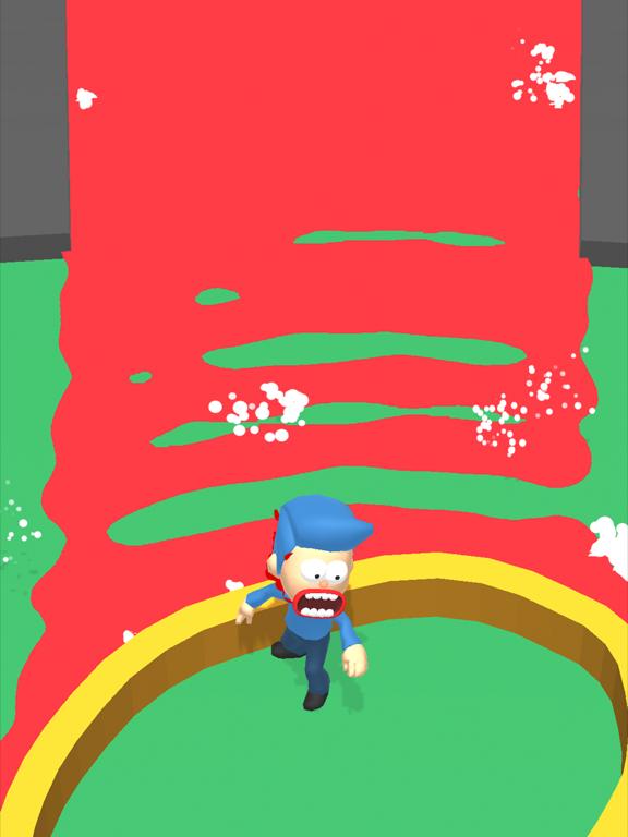 面白いゲーム パズルIQ脳トレ-stop the flow!のおすすめ画像4