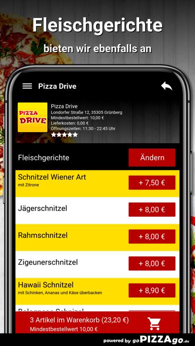 Pizza Drive Grünberg screenshot 6