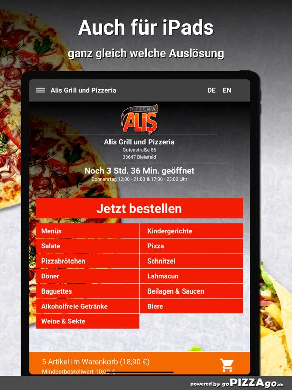 Alis Grill Bielefeld screenshot 7