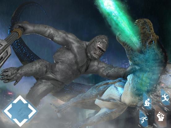 怪獣ラッシュ:ゴリラvsゴジラのおすすめ画像2