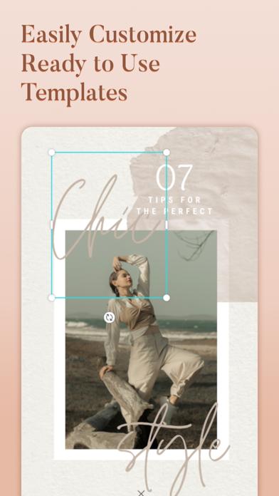Desio: Post & Story for Insta screenshot 3
