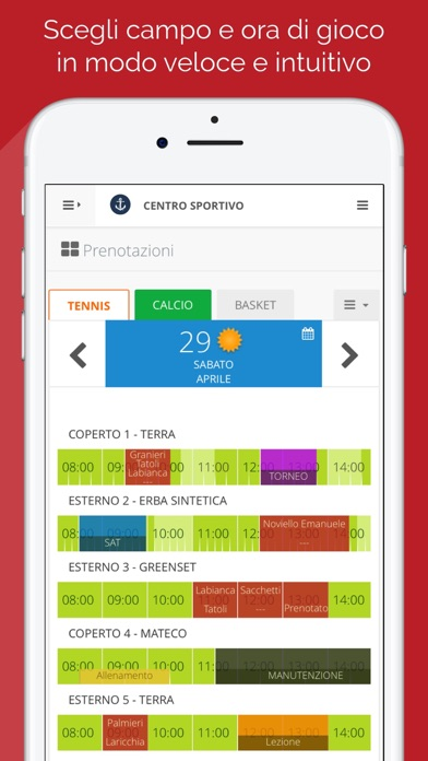 Ancora Sport Hotel screenshot 4