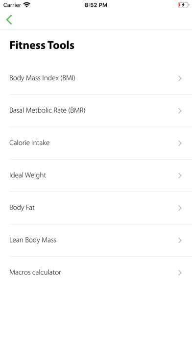Diet Craft screenshot 2