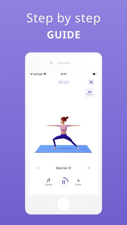 Yoga for beginners | Nandy screenshot-3