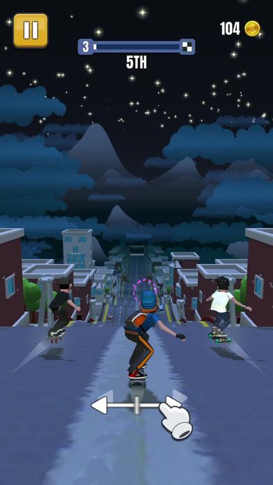Faily Skater Street Racer screenshot 6