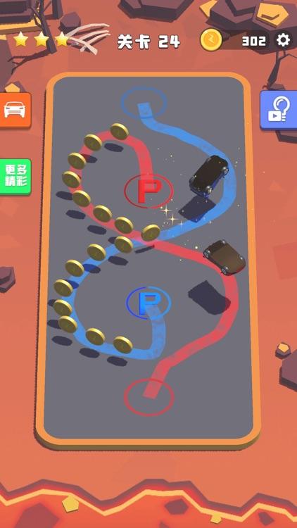 老板挪个车:真实模拟停车游戏 screenshot-4
