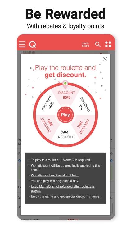 Qoo10 - Best Online Shopping screenshot-6