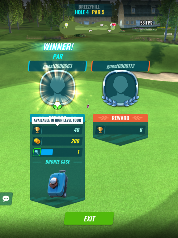 Shot Online: Golf Battle screenshot 10