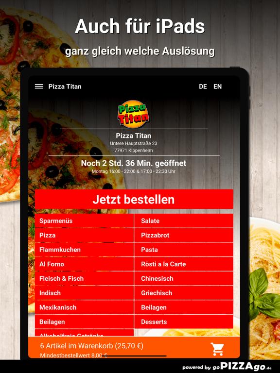 Pizza Titan Kippenheim screenshot 7