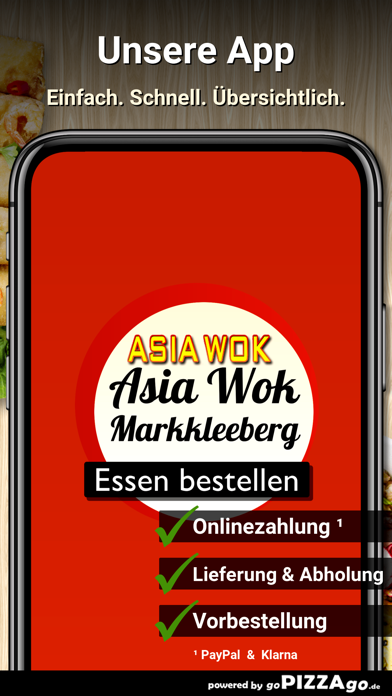 Asia Wok Markkleeberg screenshot 1