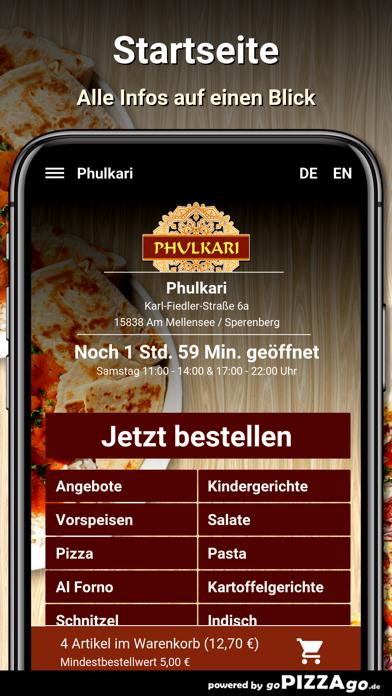 Phulkari Am Mellensee screenshot 2