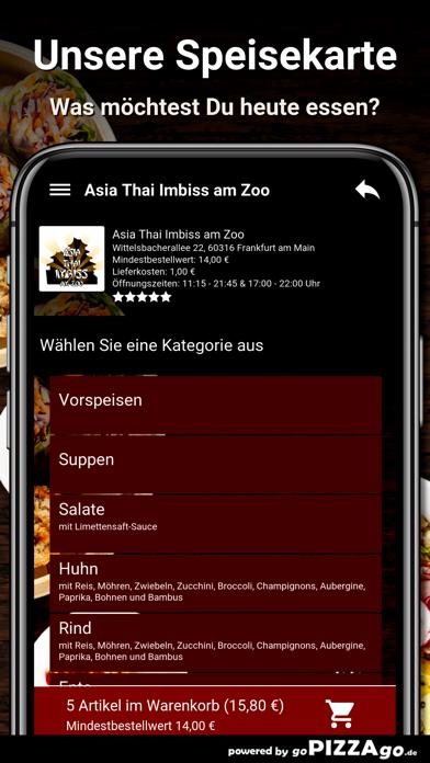 Asia Thai Imbiss Frankfurt am screenshot 4