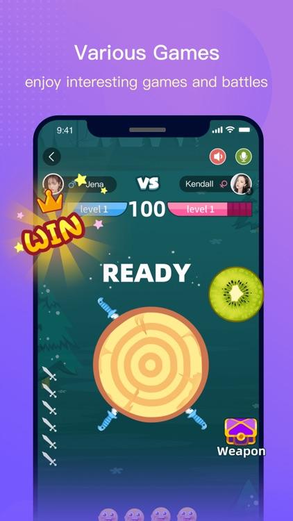Tako-Team up, voice chat screenshot-3