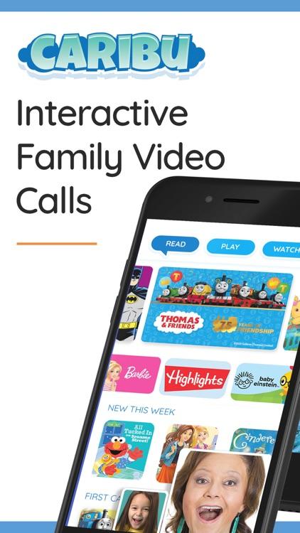 Caribu: Family Video Chat screenshot-7
