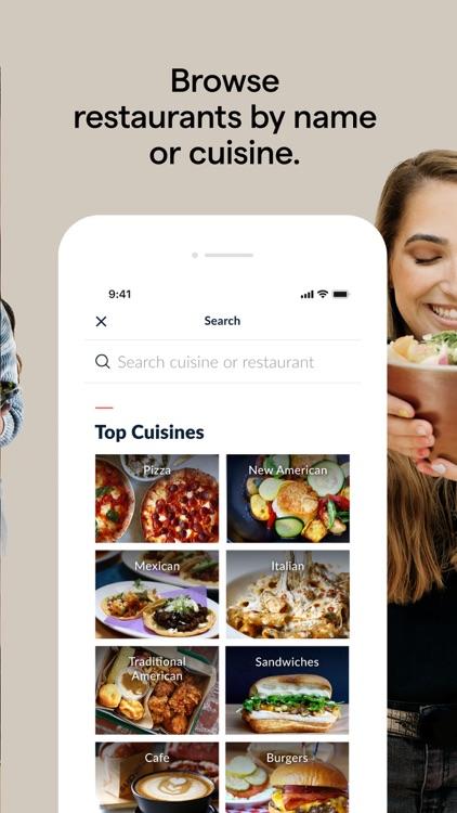 ChowNow: Local Food Ordering screenshot-4