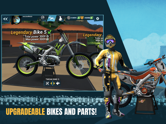Mad Skills Motocross 3 screenshot 11