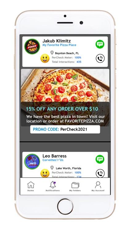 PerCheck App screenshot-6