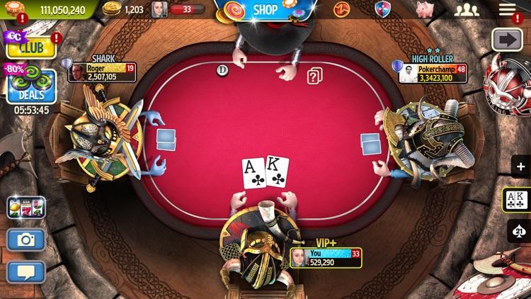 Governor of Poker 3 - Friends screenshot-5