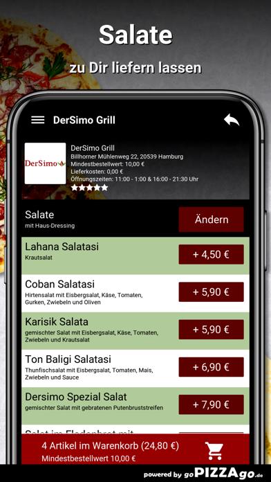DerSimo Grill Hamburg screenshot 5