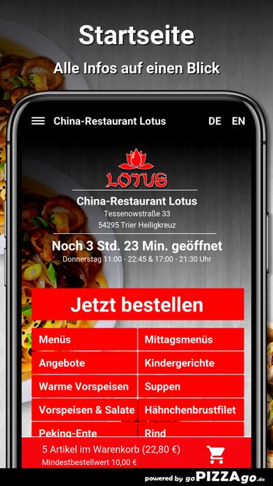 Lotus Trier Heiligkreuz screenshot 2