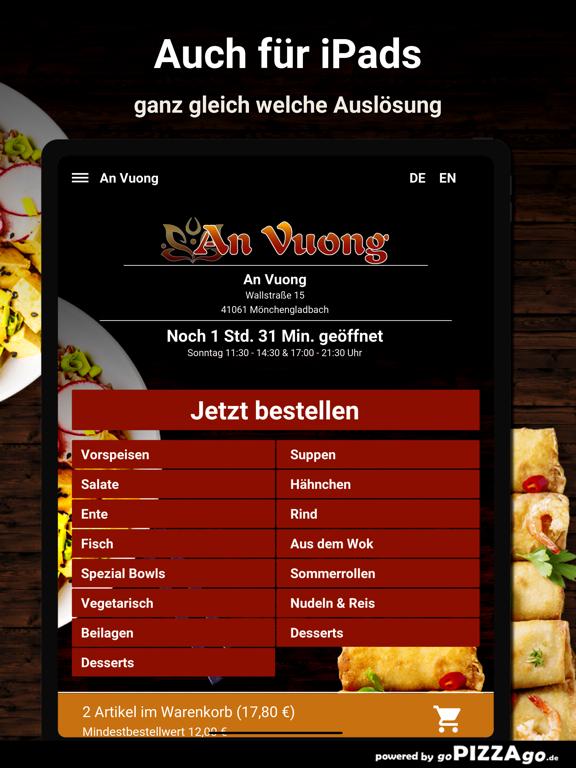 An Vuong Mönchengladbach screenshot 7