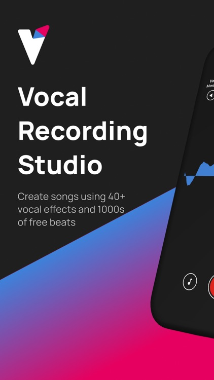Voloco: Vocal Recording Studio