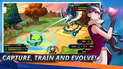 Nexomon: Extinction screenshot 6