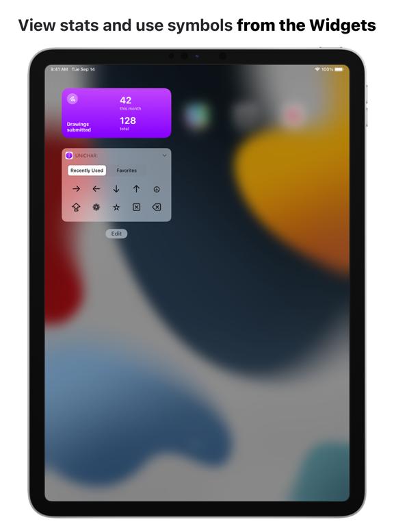 UniChar — Unicode Keyboardのおすすめ画像7