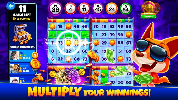 Xtreme Bingo! Slots Bingo Game screenshot-3