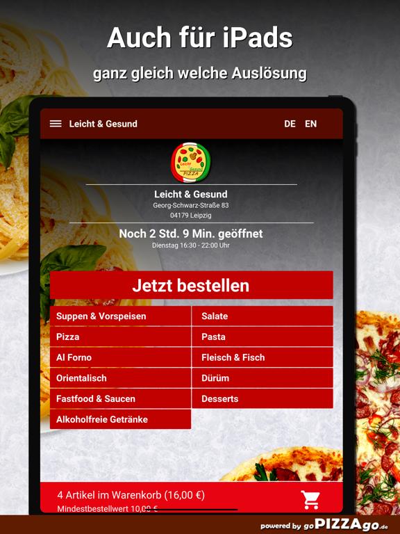 Leicht & Gesund Leipzig screenshot 7
