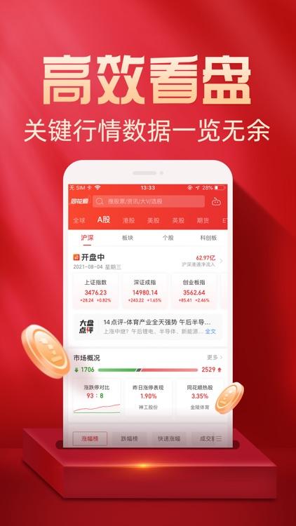 同花顺-炒股、股票 screenshot-6