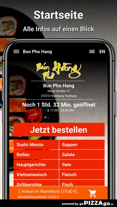 Bun Pho Hang Hamburg Harburg screenshot 3